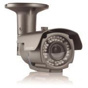 Câmera Bullet Varifocal 720P LED 2.8-12mm 72 Leds Metal SE166 - Multilaser