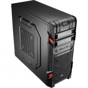 Gabinete ATX GT Black sem Fonte EN52209 - AeroCool