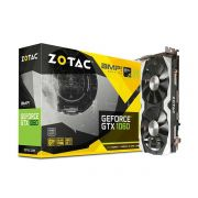 Placa de Vídeo GeForce GTX 1060 AMP! Edition ZT-P10600B-10M - Zotac