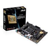 Placa Mãe FM2+ AMD A68HM-K, 2xDDR3, DVI/VGA, USB 3.0 Boost (Suporta UASP) - Asus