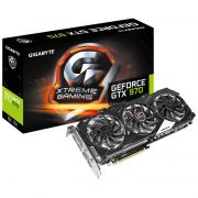 Placa de Video Geforce GTX 970 Xtreme 4GB GDDR5 256 Bits GV-N970XTREME-4GD - GigaByte