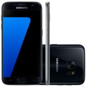 Smartphone Galaxy S7 G930F, Octa Core 2.3GHz, Android 6.0, Tela Super Amoled 5.1, 32GB, 12MP, 4G, Preto - Samsung