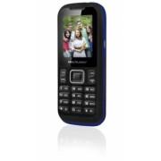 Celular Idea P3217 2 Chips QuadriBand MP3/FM Lanterna Preto/Azul