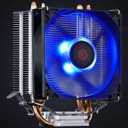 Cooler para Procesasdor Zero KZ2 92mm Led Azul ACZK292LDA - Pcyes