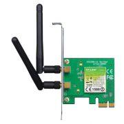 Adaptador Wireless PCI Express  N750 300Mbps TL-WN881ND - Tplink