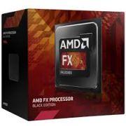 Processador AM3+ FX 8370E Octa Core, Black Edition, Cache 16MB, 3.3GHz FD837EWMHKBOX - AMD