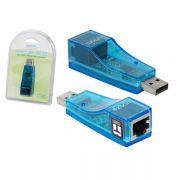 Adaptador de Rede USB para RJ45 (UL-100) KYQF9700 AD0004 - Exbom