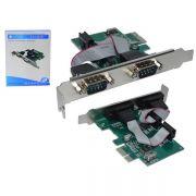 Placa PCI-EXPRESS com 2 Saídas Seriais PC0039 - Lotus