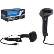 Leitor Laser de Código de Barra USB Preto HL6-1 F5 LT0007BLU - Blu time