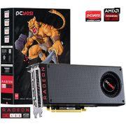 Placa de Vídeo Radeon RX 480 8GB DDR5 256Bits PRX48025608D5  - Pcyes