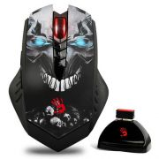 Mouse Gamer Bloody Wireless R8A USB 3200dpi 8 Botões - A4tech
