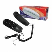 Telefone Gondola Grafite Compativel com Centrais Publicas e PABX - Multitoc