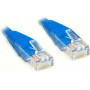 Patch Cord Azul CAT 6E 3 Metros PC-ETH6E3001 - Plus Cable