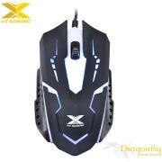 Mouse Optico VX Gaming Dragonfly 1000DPI Preto 25364 - Vinik
