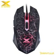 Mouse Optico VX Gaming Tarantula 2400 DPI Ajustavel 06 Botoes Preto 25366 - Vinik