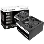 Fonte ATX 700W Smart Series 80 Plus, PFC Ativo PS-SPD-0700NPCWBZ-W - Thermaltake