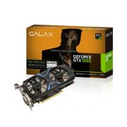Placa de Vídeo Geforce GTX 1050 EXOC 2GB DDR5 128Bits 50NPH8DVN6EC - Galax