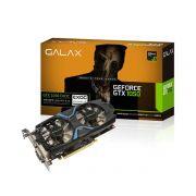 Placa de Vídeo Geforce GTX 1050 EXOC 2GB DDR5 128Bits 50NPH8DVN6EC - Galax