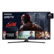TV LED Samsung 50, Ultra HD 4K, 3 HDMI, 2 USB, Wi-Fi UN50KU6000 - Samsung