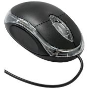 Mouse Optico USB MB-10 Preto 25377 - Vinik