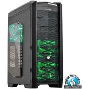 Gabinete Full Tower Dragon Preto Hot-Swap Led Verde DRAGONPTOVD3FCA 21496 - Pcyes