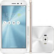 Smartphone Zenfone 3 ZE520KL-1B075BR Octa Core, Android 6, Tela 5.2, 32GB, 16MP, 4G, Dual Chip Branco - Asus