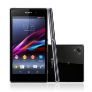 Smartphone Xperia Z1 C6943 - 4G, Android 4.2, Quad Core 2.2GHz, Cam 20.7MP, 16GB, TV Digital, Full HD 5, Preto