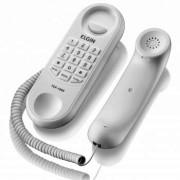 Telefone com Fio Gondola TCF 1000 Branco 42TCF100B000 - Elgin