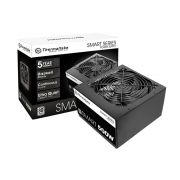 Fonte ATX 500W Smart Series 80 Plus PFC Ativo PS-SPD-0500NPCWBZ-W - Thermaltake