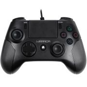 Controle para PS4/PC Warrior Preto JS083 - Multilaser