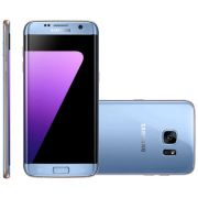 Smartphone Galaxy S7 Edge G935F, Octa Core 2.3GHz, Android 6.0, Tela Super Amoled 5.5, 32GB, 12MP, 4G, Azul - Samsung