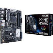 Placa Mãe AM4 Prime X370-PRO DDR4 - Asus