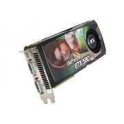 Placa de Video GeForce GTX580 1.5GB GDDR5 384Bits NGTX580-1536PI-F - ECS