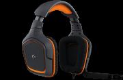 Fone de Ouvido Gamer com Microfone G231 Prodigy (Xbox One/ PS4/PC) 981-000626 - Logitech