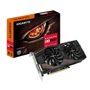 Placa de Video Radeon RX 570 Gaming 4GB DDR5 GV-RX570GAMING-4GD - Gigabyte