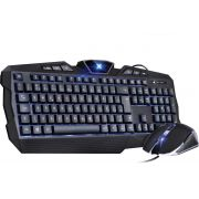 Kit Teclado e Mouse VX Gaming Avenger (Iluminado 03 Cores) ABNT2 25978 - Vinik