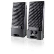 Caixa de Som SP050 multimídia 1W RMS USB P2 - Multilaser