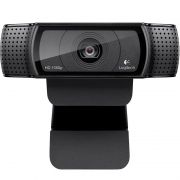 Webcam C920 Pro HD 15MP Full HD 1080p - Logitech
