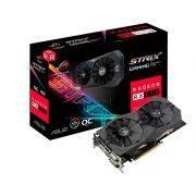 Placa de Video Radeon RX 570 4GB DDR5 ROG-STRIX-RX570-O4G-GAMING 90YV0AJ0-M0NA00 - Asus