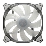 Cooler para Gabinete 120mm Dual-X Branco LED CF-D12HB-W - Cougar
