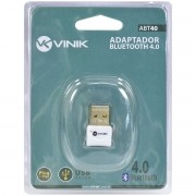 Adaptador Bluetooth 4.0 + EDR ABT40 Branco 26315 - Vinik