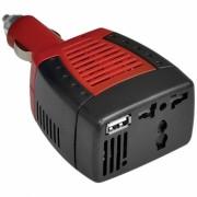 Inversor Automotivo 12V 220V USB 150W - Alltech
