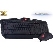 Kit Teclado e Mouse VX Gaming Striker 25979 - Vinik