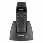 Telefone Sem Fio Dect 1.9 Ghz TS40 Preto - Intelbras