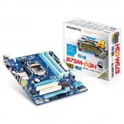 Placa Mãe LGA 1155 GA-B75M-D3H DDR3 S / V / R - Gigabyte