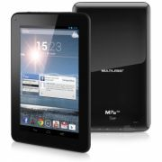 Tablet M7 S Dual Core com Tela 7, 8GB, Camera Frontal 1.3MP, Wi-Fi, Suporte a Modem 3G e Android 4.2 NB116 - Multilaser
