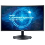 Monitor Gamer LCD Dual Hinge 23.5 Preto LC24FG70FQLXZD Curved 144Hz - Samsung