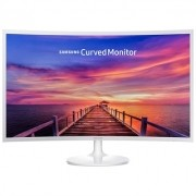 Monitor Tela 31.5P LC32F391FWLXZD LCD LED CURVED HDMI Branco - Samsung