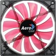 Cooler para Gabinete 140mm LED Vermelho EN51370 - Aerocool