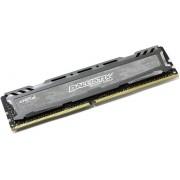 Memória Ballistix Sport LT 8GB 2400Mhz DDR4 CL16 Black BLS8G4D240FSB - Crucial